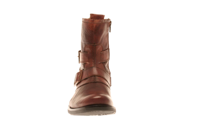 Bottines et boots Redskins Jarry Marron vue portées chaussures