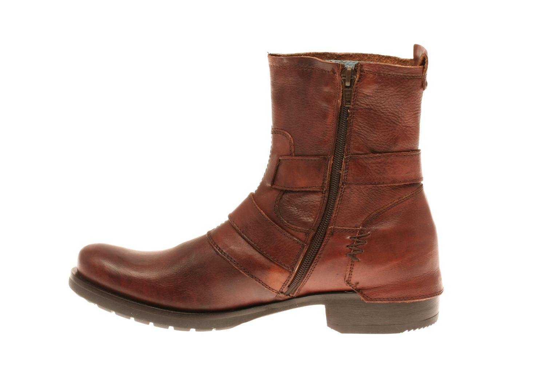 Bottines et boots Redskins Jarry Marron vue face