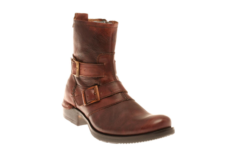 Bottines et boots Redskins Jarry Marron vue détail/paire