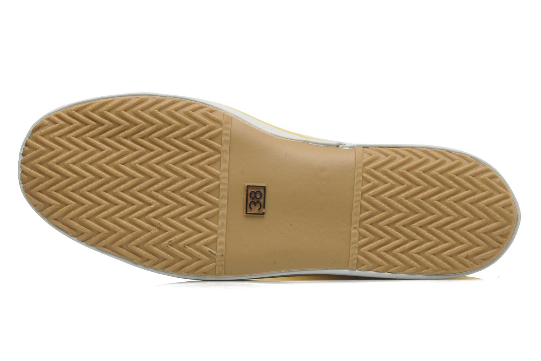 Boots en enkellaarsjes Aigle Malouine Geel boven
