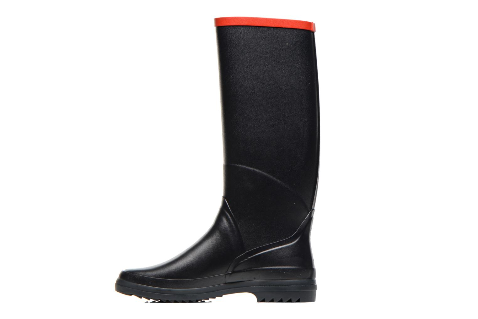 Boots & wellies Aigle Chantebelle Blue front view