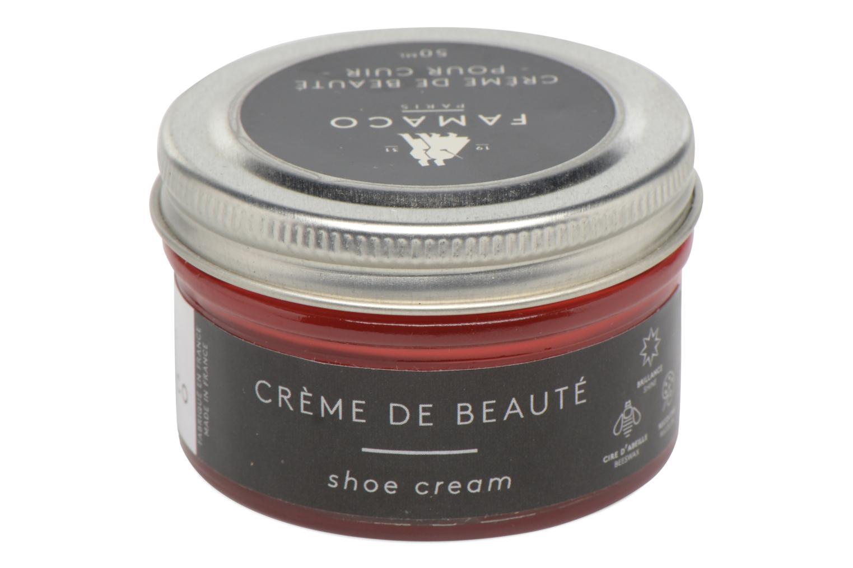 Cirage crème de beauté cuir 50 Ml Rouge