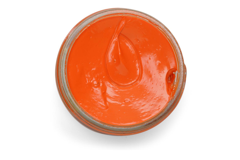 Produits d'entretien Famaco Cirage crème de beauté cuir 50 Ml Orange vue gauche