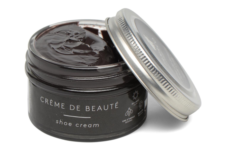 Leather cream 50ml Marron  foncé