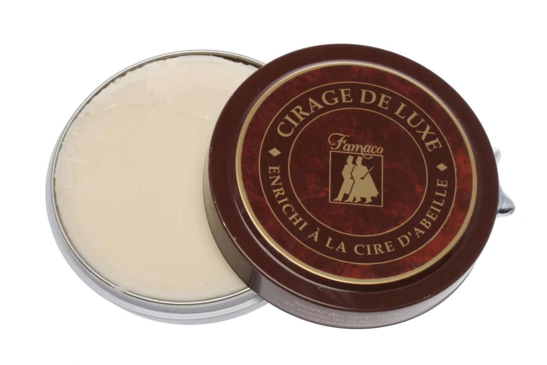 Produits d'entretien Famaco Cirage luxe 100 Ml Incolore vue détail/paire