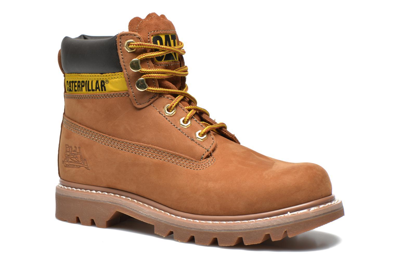 Boots en enkellaarsjes Caterpillar Colorado Beige detail