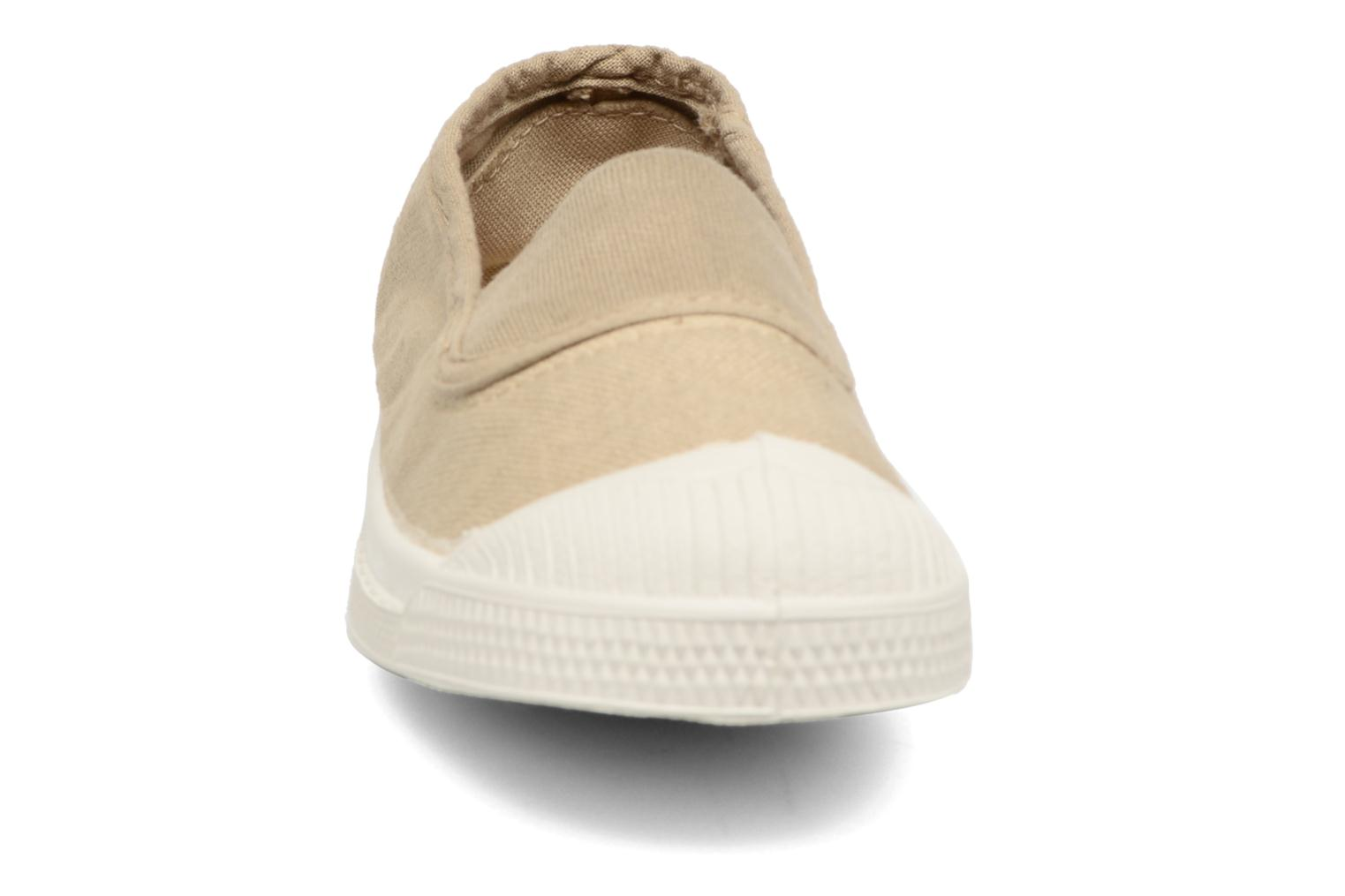 Ballerina's Bensimon Tennis Elastique E Beige model