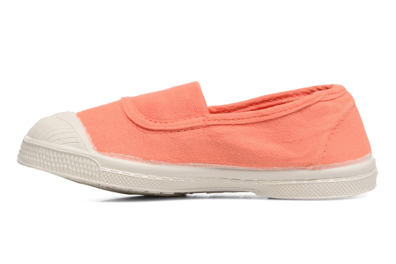 Ballerinas Bensimon Tennis Elastique E orange ansicht von vorne