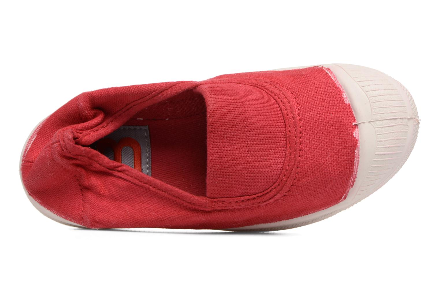 Ballerina's Bensimon Tennis Elastique E Rood links