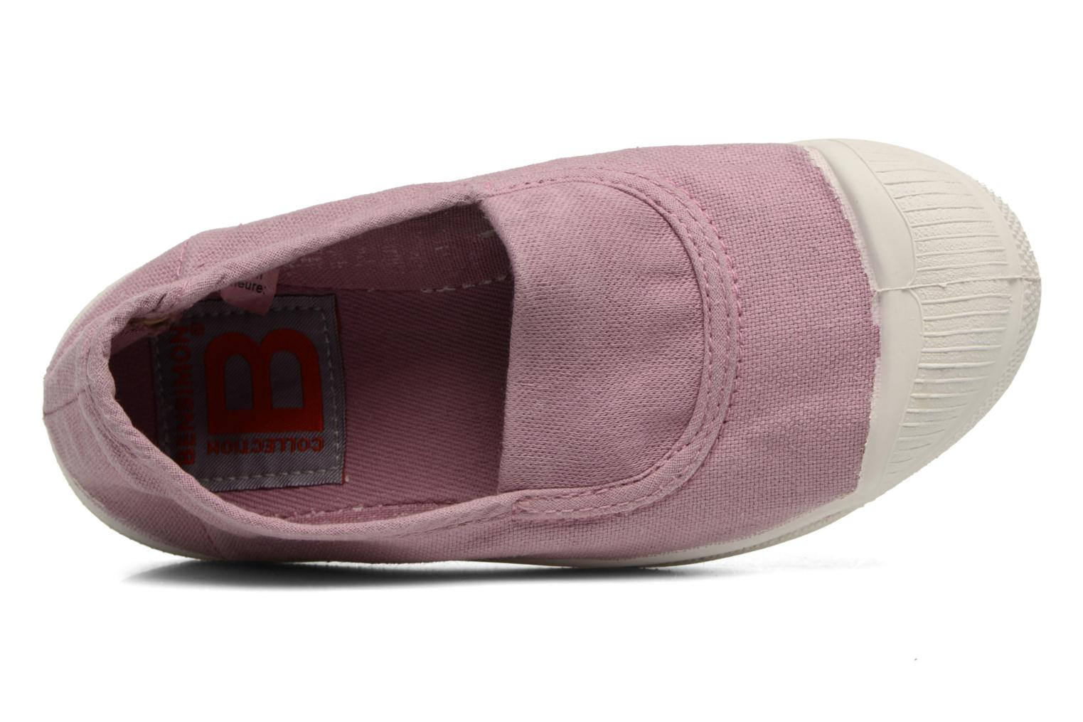 Ballerina's Bensimon Tennis Elastique E Paars links