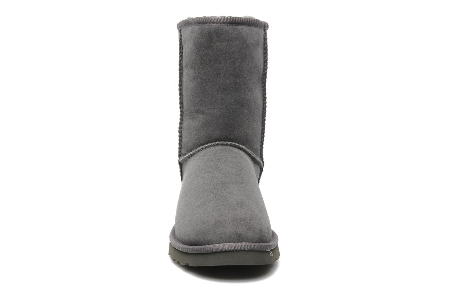 Ankle boots UGG Classic Short Grey model view