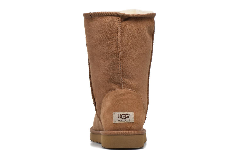 Bottines et boots UGG Classic Short Marron vue droite