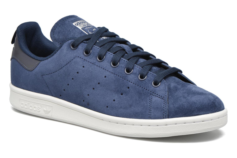 Sneakers Adidas Originals Stan Smith Blauw detail