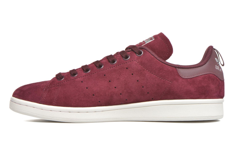 Sneakers Adidas Originals Stan Smith Bordeaux voorkant