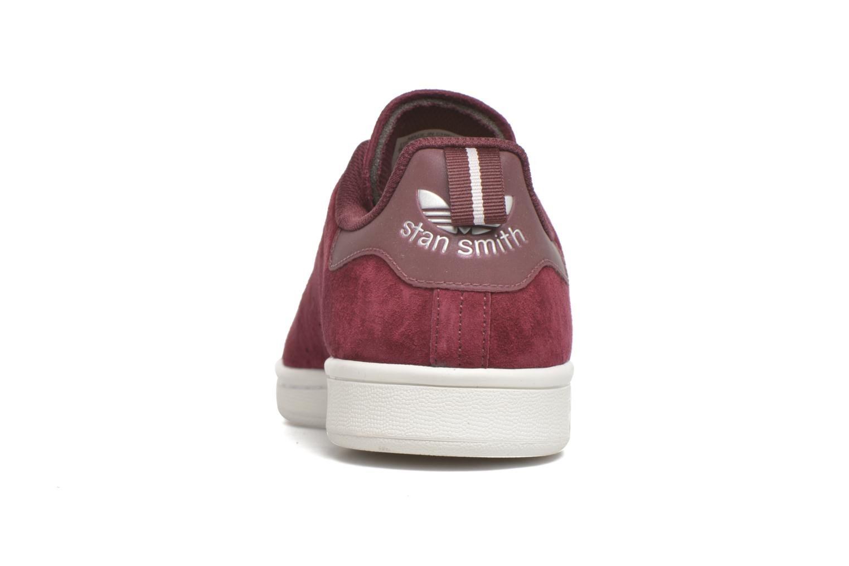 Sneakers Adidas Originals Stan Smith Bordeaux rechts