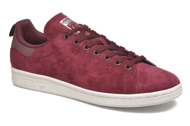 Sneakers Adidas Originals Stan Smith Bordeaux detail