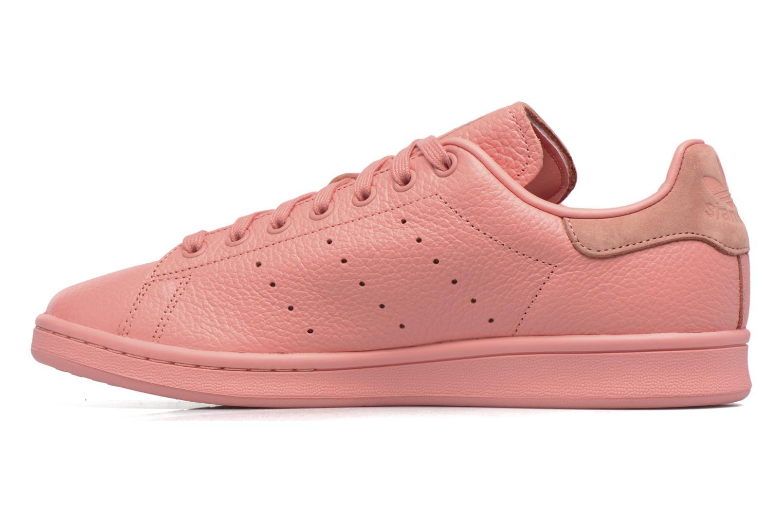 Sneakers Adidas Originals Stan Smith Roze voorkant