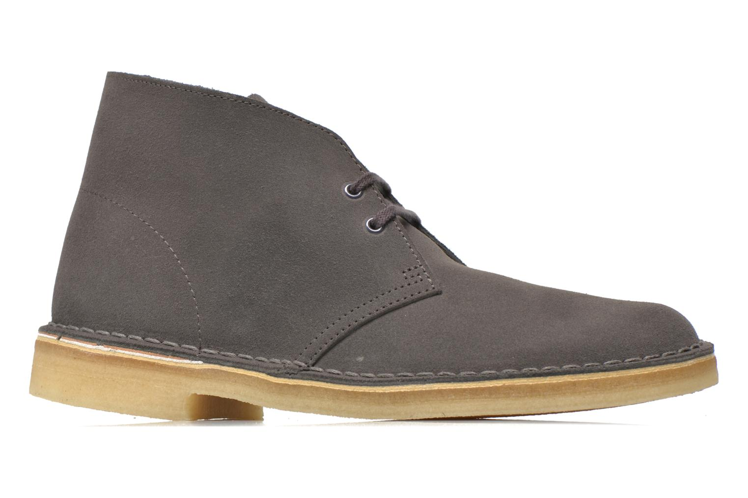 Desert Boot M Charcoal suede