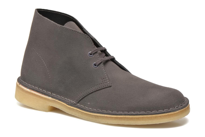 Desert Boot Charcoal suede