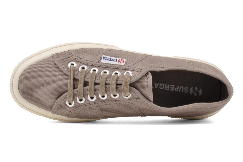 Sneakers Superga 2750 Cotu M Grijs links