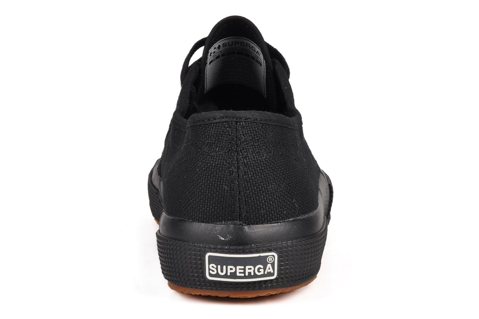 Trainers Superga 2750 Cotu M Black view from the right