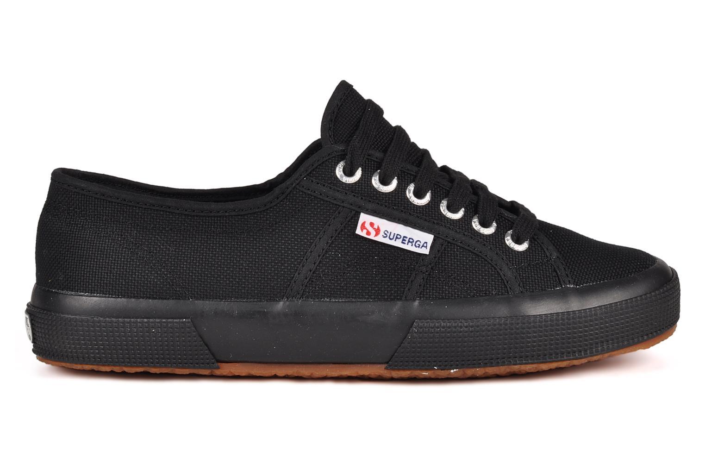 Sneaker Superga 2750 Cotu M schwarz ansicht von hinten