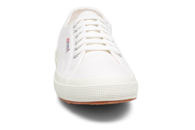 Sneaker Superga 2750 Cotu M weiß schuhe getragen