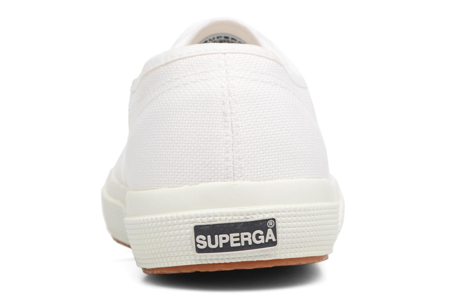 Trainers Superga 2750 Cotu M White view from the right