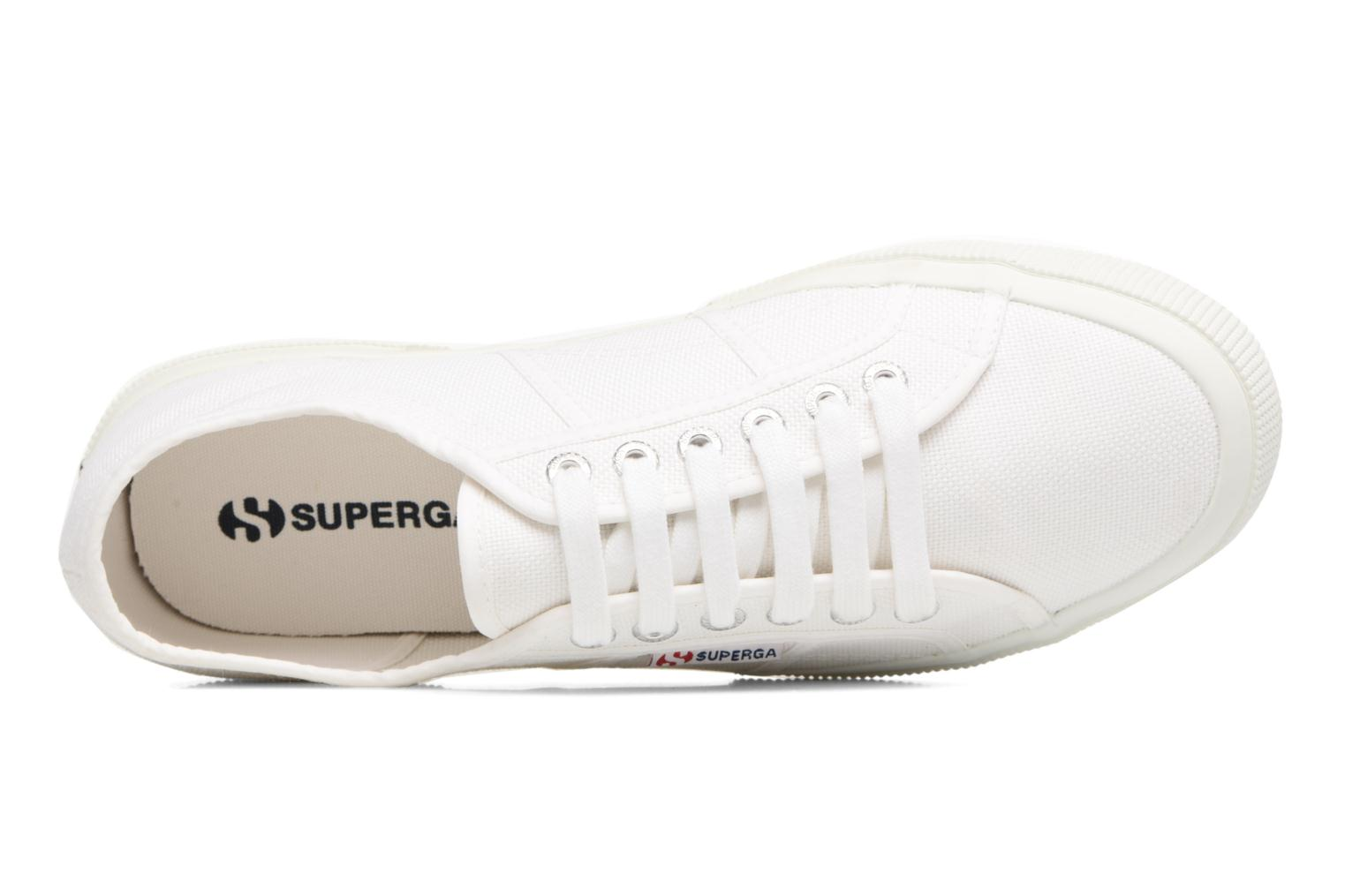 Trainers Superga 2750 Cotu M White view from the left