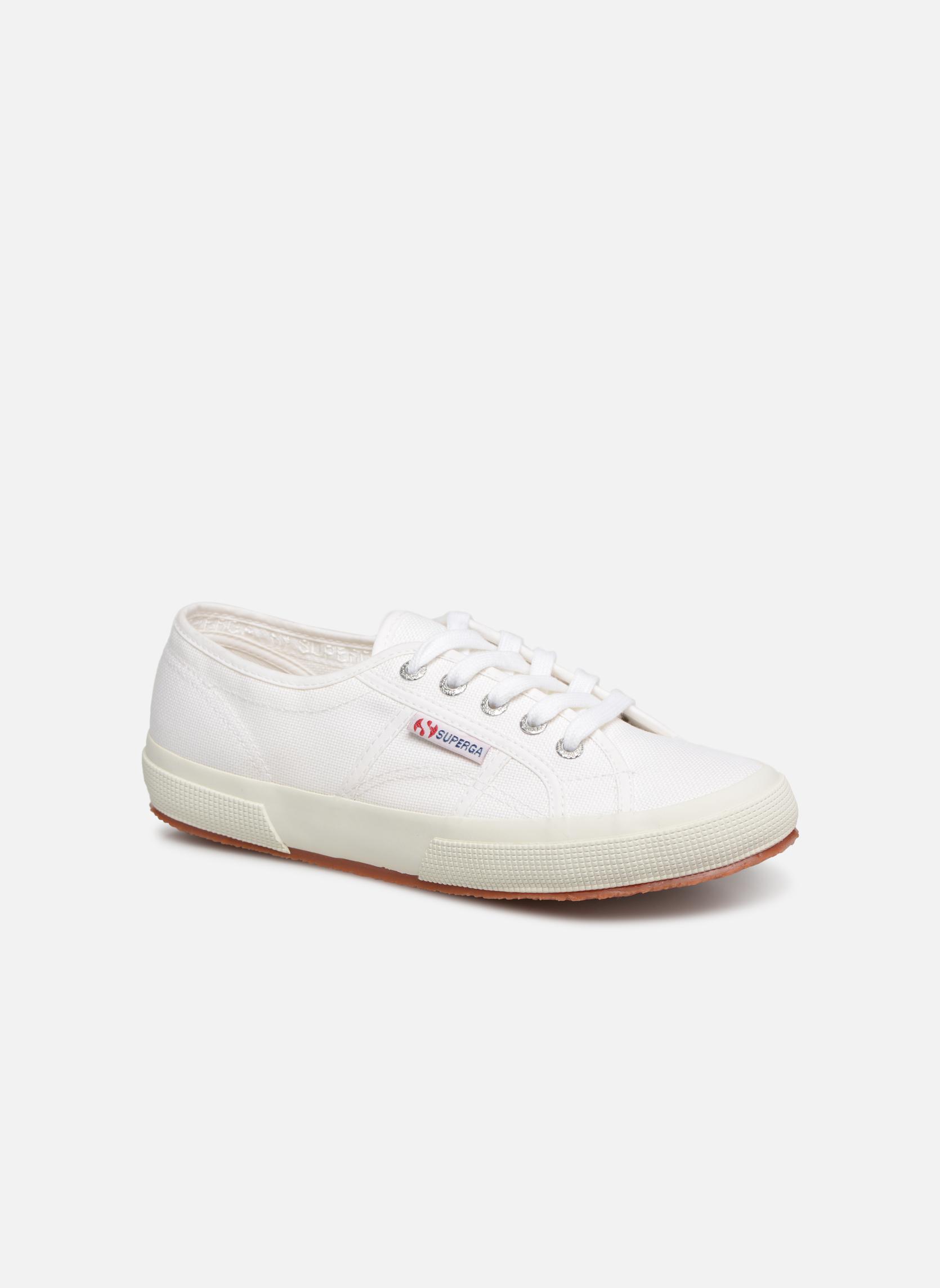 Femmes Sneaker 2730-cotu, Superga Blanc