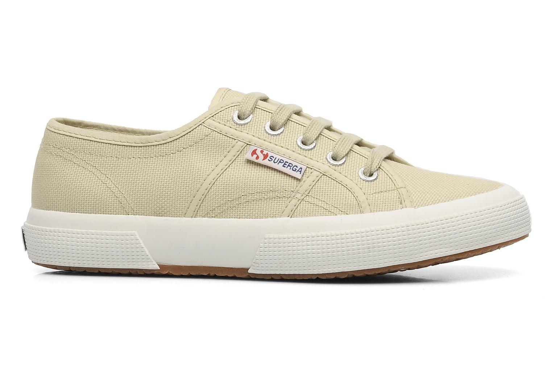 Sneaker Superga 2750 Cotu W beige ansicht von hinten