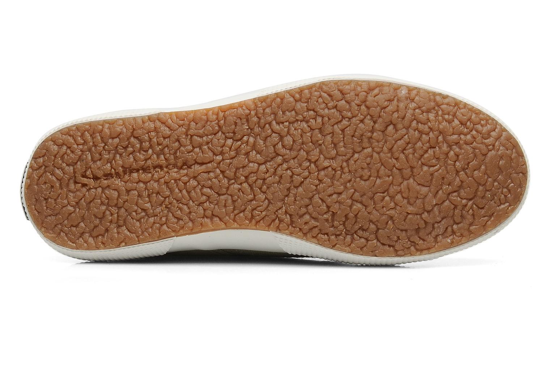 Sneaker Superga 2750 Cotu W beige ansicht von oben