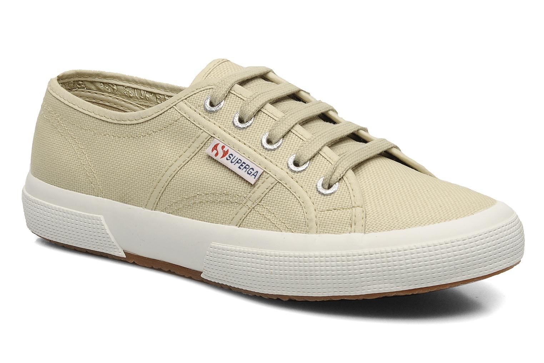 Sneakers Superga 2750 Cotu W Beige detail