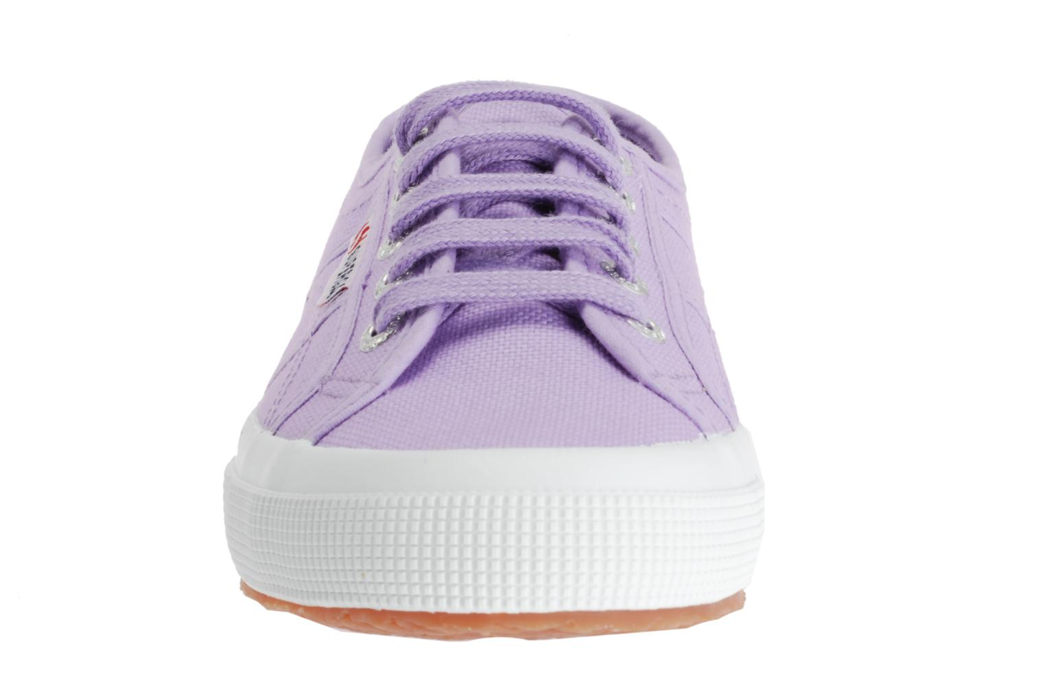 Trainers Superga 2750 Cotu W Purple model view