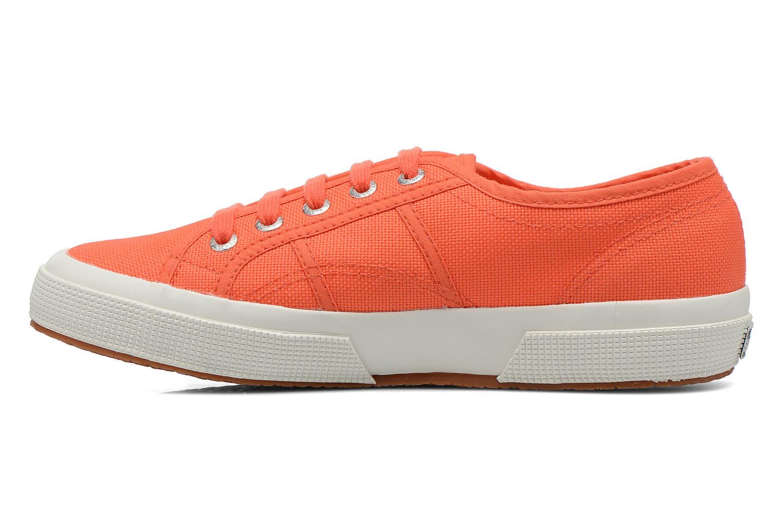 Sneaker Superga 2750 Cotu W orange ansicht von vorne