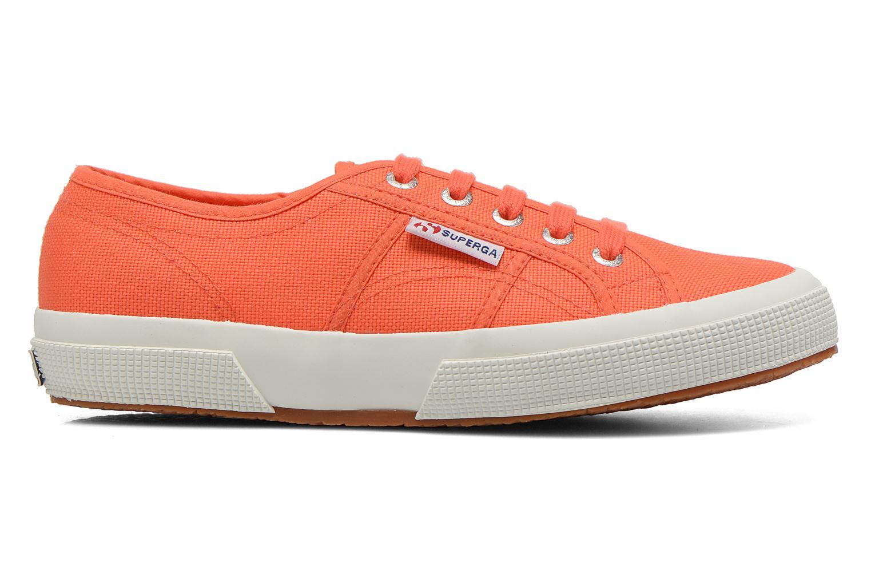 Sneaker Superga 2750 Cotu W orange ansicht von hinten