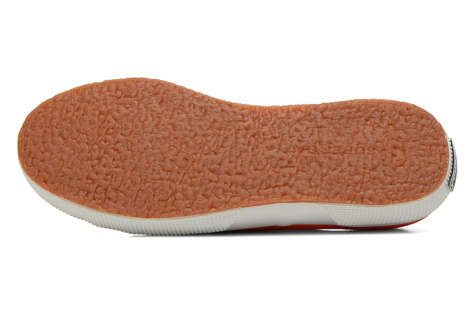 Trainers Superga 2750 Cotu W Orange view from above
