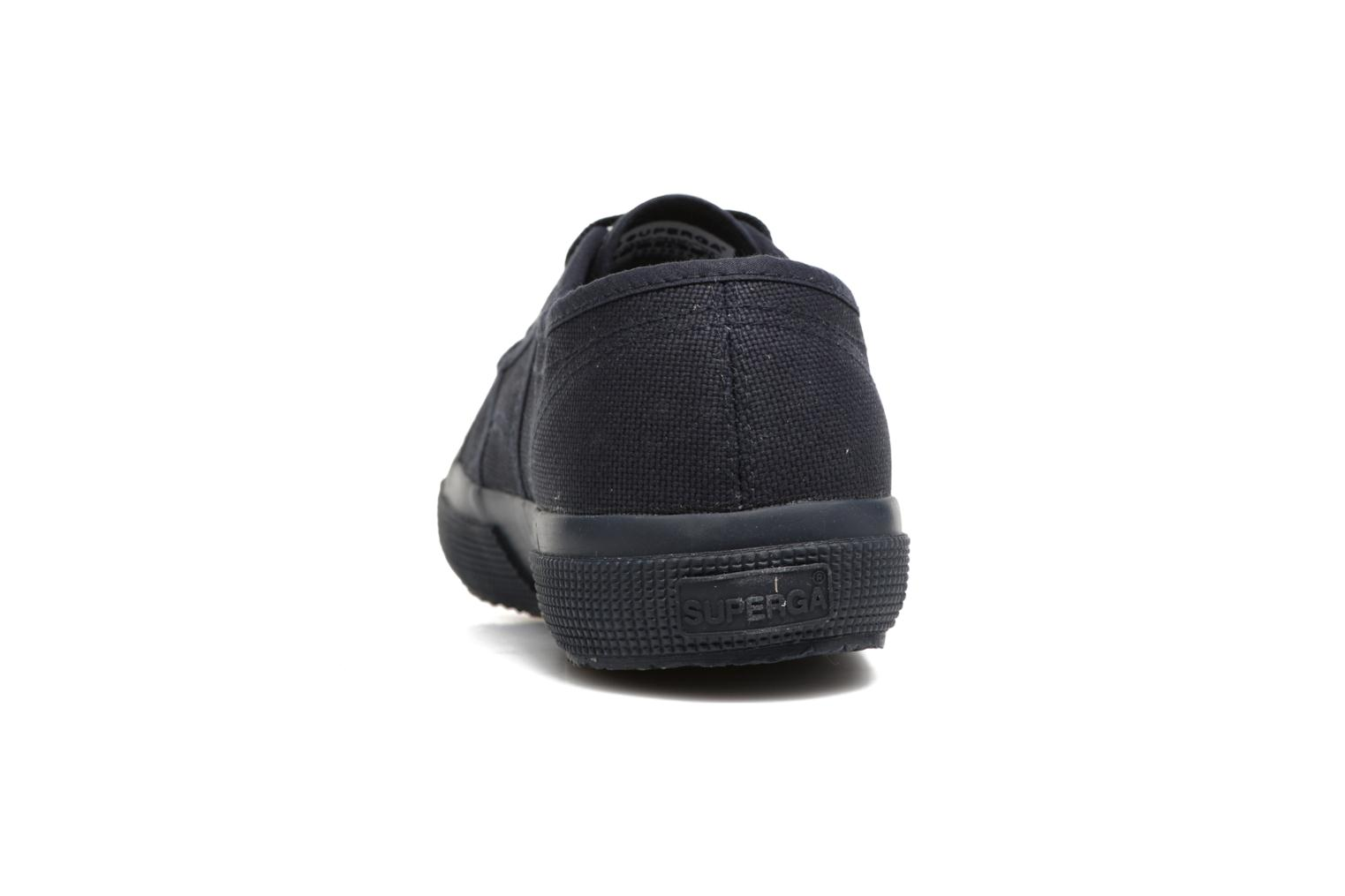 Trainers Superga 2750 Cotu W Blue view from the right