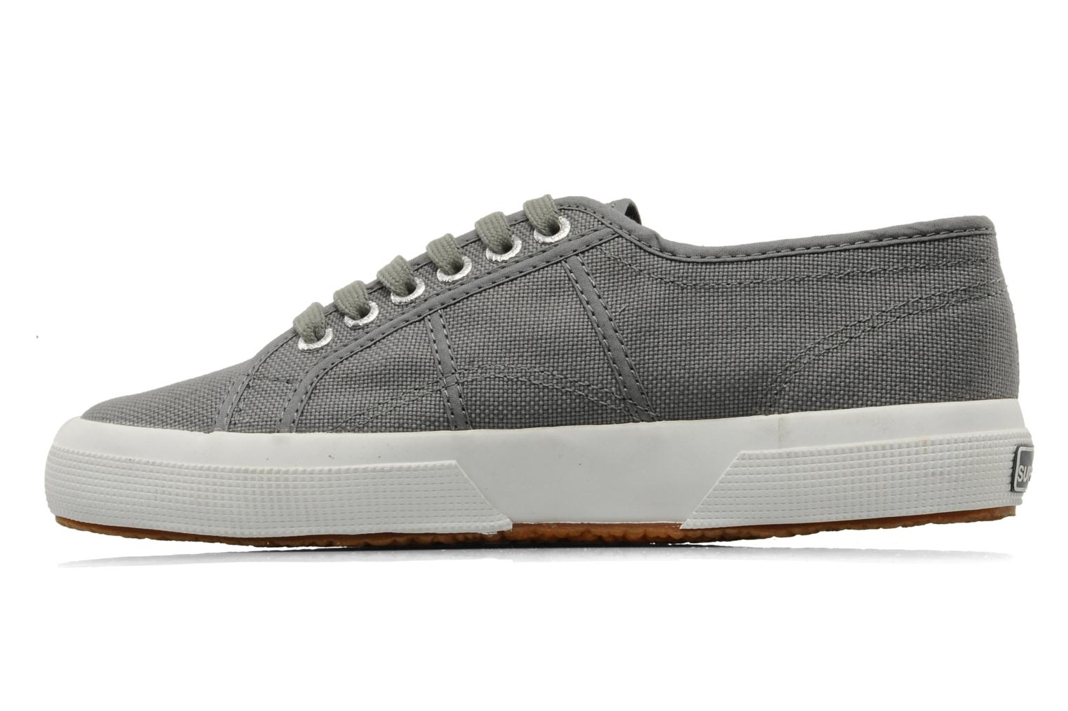 Trainers Superga 2750 Cotu W Grey front view