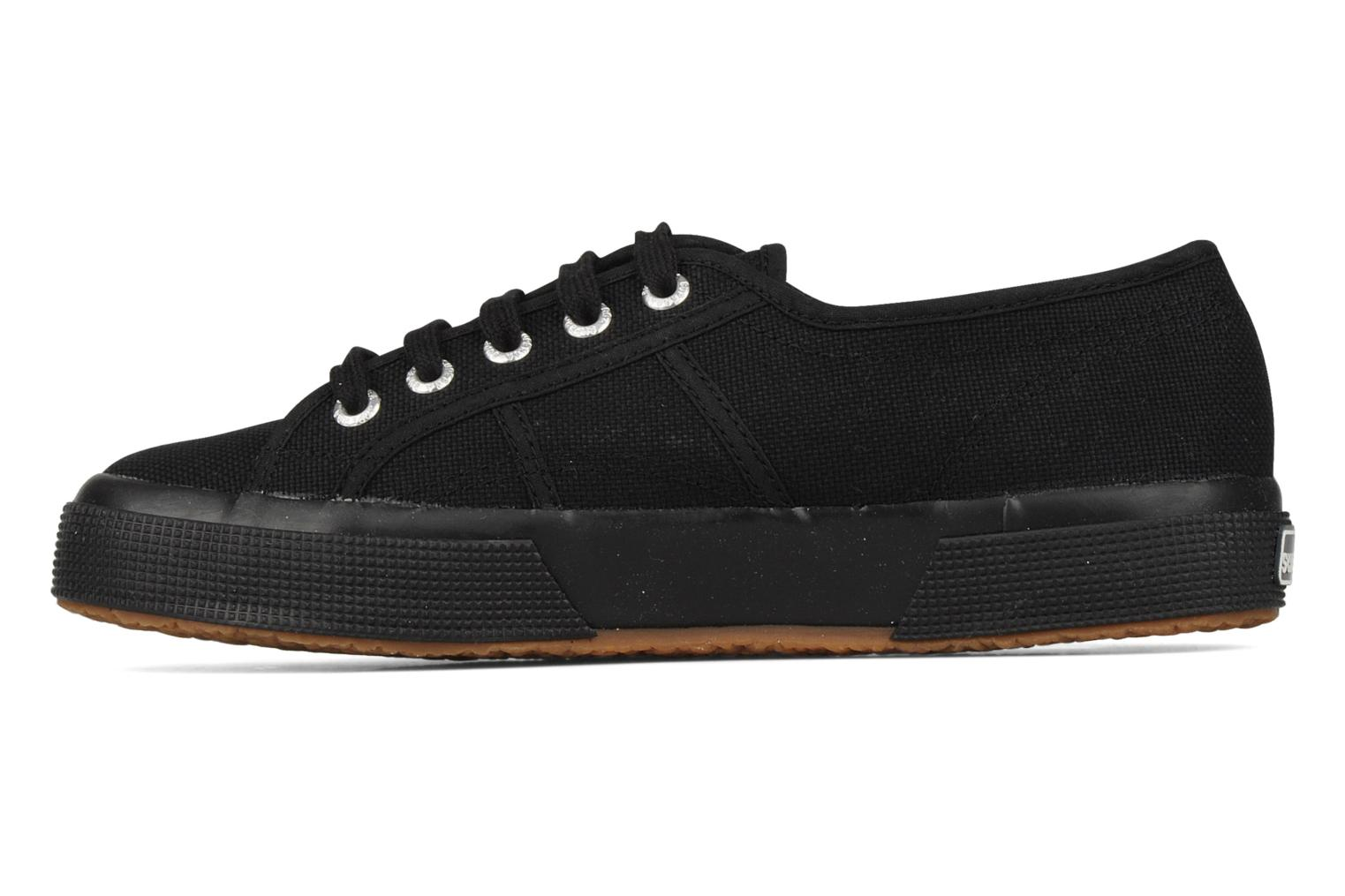 Baskets Superga 2750 Cotu W Noir vue face