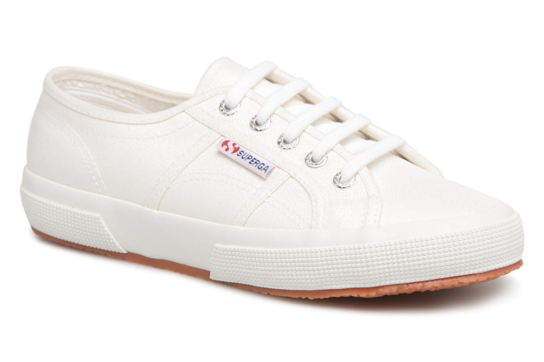 Zapatos promocionales Superga 2750 Lame W (Blanco) - Deportivas   Gran descuento