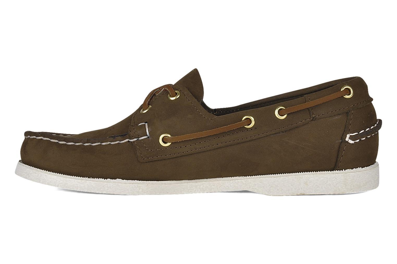 Zapatos con cordones Sebago Docksides M Marrón vista de frente