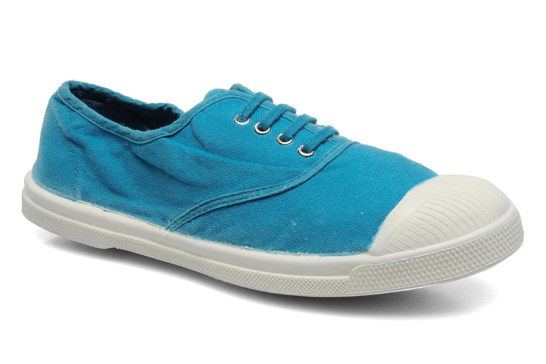 Tennis Lacets Bleu curacao
