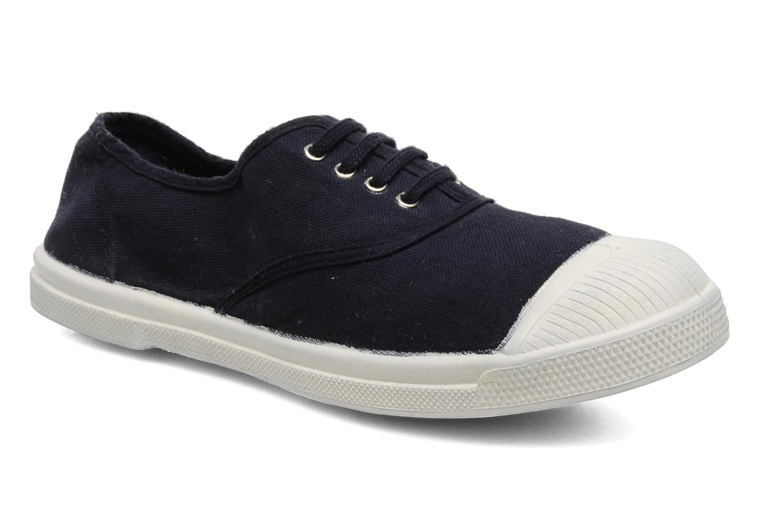 Tennis Lacets Navy