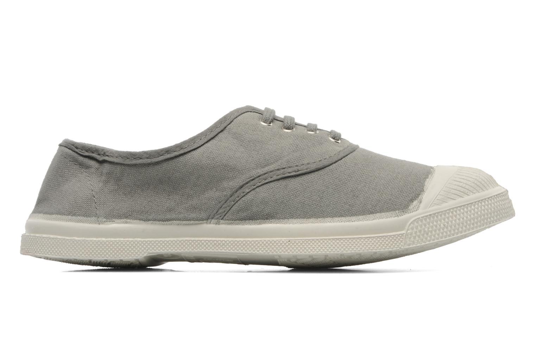 Sneaker Bensimon Tennis Lacets grau ansicht von hinten
