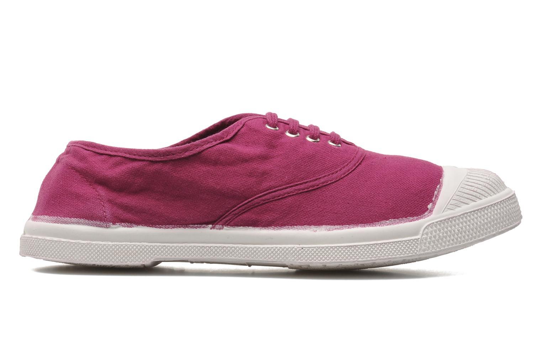 Sneakers Bensimon Tennis Lacets Paars achterkant