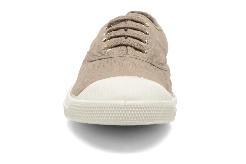 Sneakers Bensimon Tennis Lacets Brun se skoene på