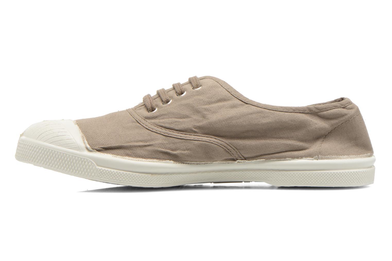Sneakers Bensimon Tennis Lacets Brun se forfra