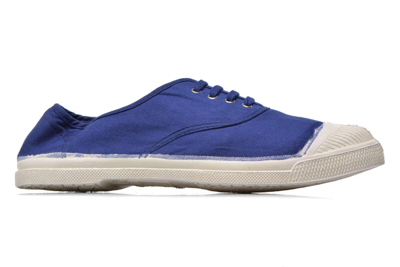 Deportivas Bensimon Tennis Lacets Azul vistra trasera