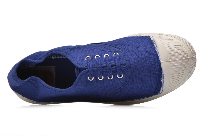 Tennis Lacets W Bleu Vif